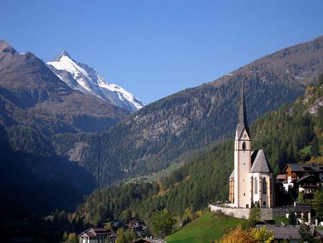 Holy Blood, Grossglockner, Carinthia, Alpine