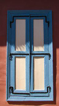 Window, Old, Wooden, Architecture, Traditional, Village