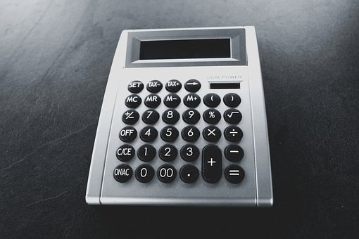 Calculator, Device, Count, Pay, Numbers, Type In