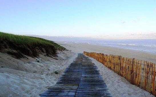 Beach, Atlantic, Beach Landscape, Coast, Atlantic Coast