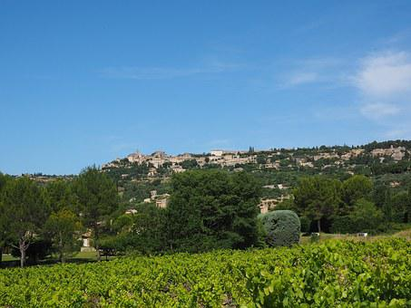 Gordes, Village, Community, City, French Community