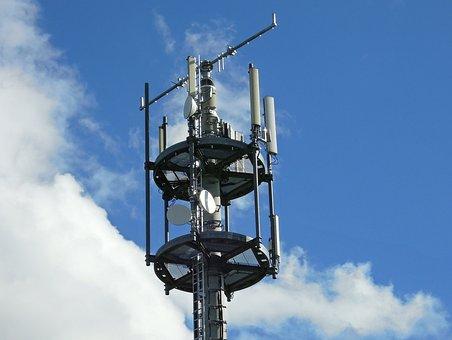 Masts, Telecommunications Masts, Radio Relay, Mobile
