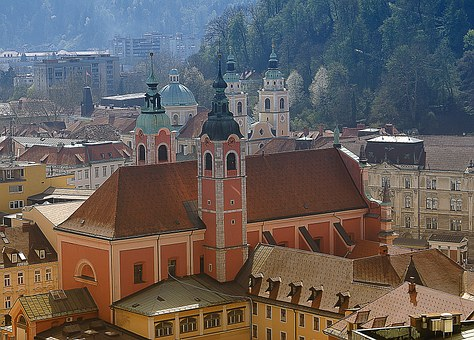 Church, Steeple, Sacred Building, Architecture
