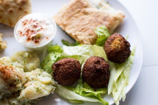Falafel, Authentic Greek, Greek Food, Mezes