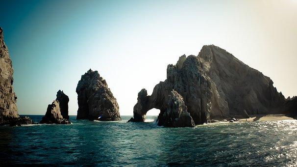 Los Cabos, Beach, Mexico, Water, Cabo San Lucas, Sea