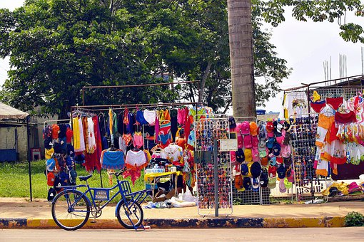 Market, Native, Traditional, Handmade, Craft, Latin