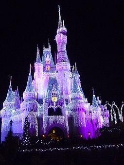 Cinderella, Castle, Fairytale, Fantasy, Princess, Tower