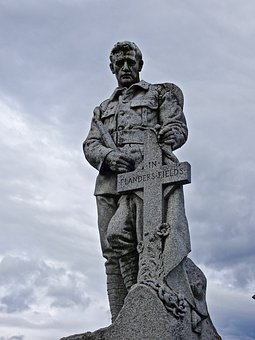 Statue, Sculpture, Memorial, Landmark, Monument, Ferny