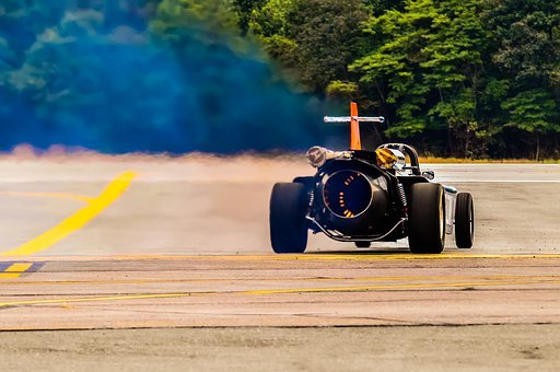 Jet, Engine, Car, Thrust, Fast, Rocket, Quick
