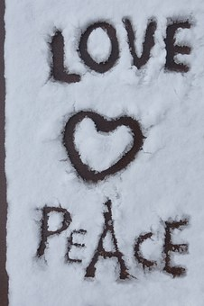 Snow, Font, Typography, Finger Font, Spontaneous, Love