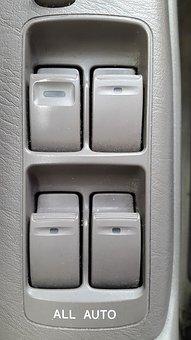 Control Unit, Auto, Door, Detail, Windows, Door Handle