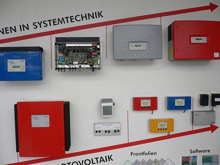 Inverter, Sma, Photovoltaic