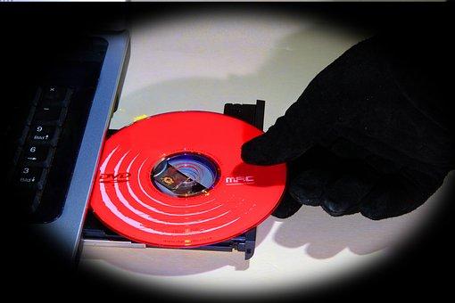 Data Theft, Data, Dvd, Password, Security, Computer, Pc