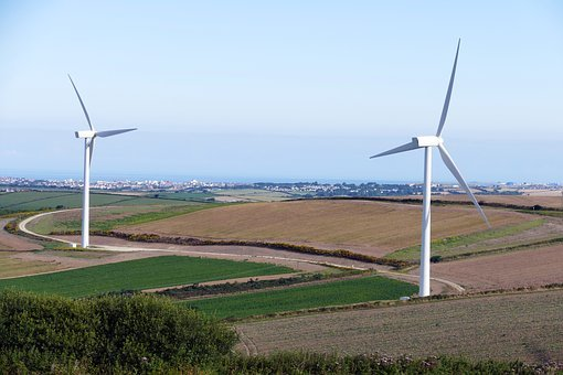 Wind, Wind Turbines, Energy, Power, Turbine