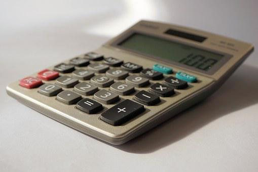 Calculator, Count, How To Calculate, Mathematics