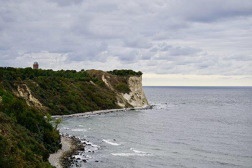 Rügen Island, Cape Arkona, Baltic Sea, Rügen, Cliff