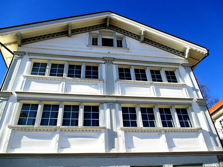 Architecture, Home, Appenzeller House, Typical
