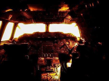 Cockpit, Aircraft, Switch, Aviation, Fly, Machine