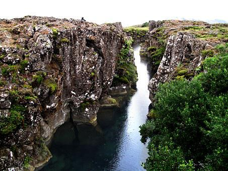 þingvellir, Continental Drifting, Continental Drift
