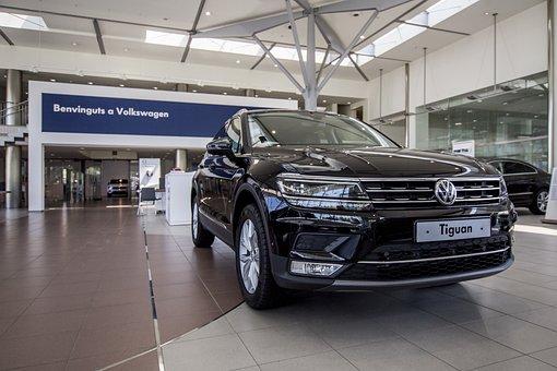 Volkswagen, Concessionaire, Architecture, Cars