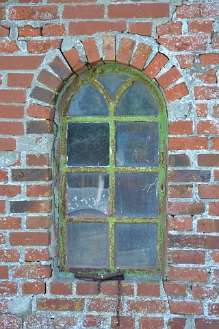 Window, Old, Old Window, Atmosphere, Farmhouse