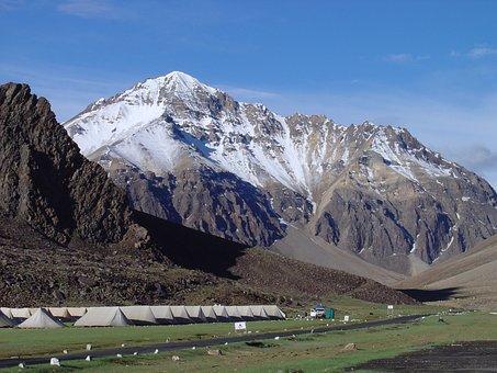 Sunrise, Sarchu, Ladakh, Leh, India, Camping, Morning