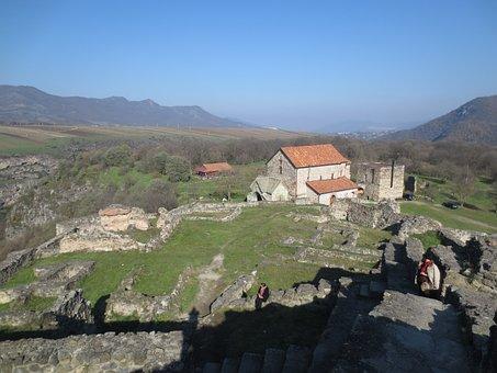 Georgia, Dmanisi, Dmanisi Sioni, Caucasus, Orthodox