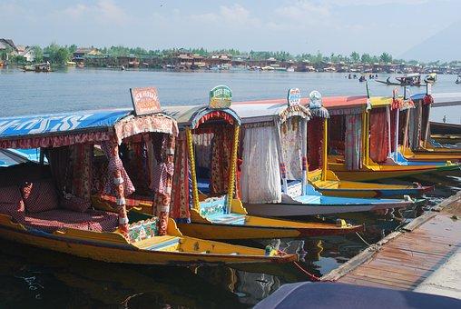Kashmir Boat, House Boat, Indian Boat House