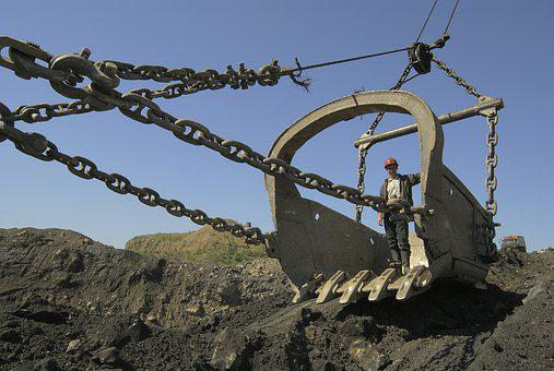 Industry, Coal, Minerals, Miners, Work, Mine, Energy