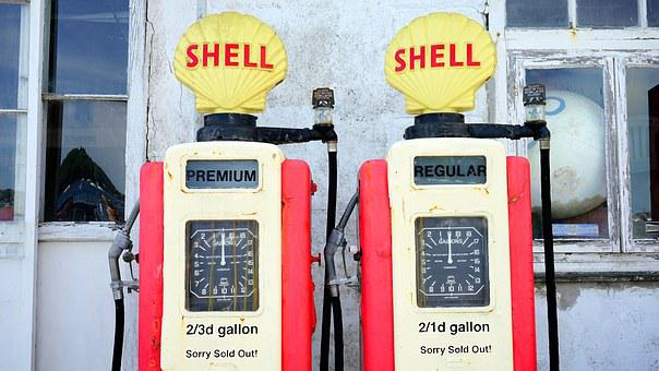 Retro, Petrol Pump, Pump, Gas, Gasoline, Oil, Station
