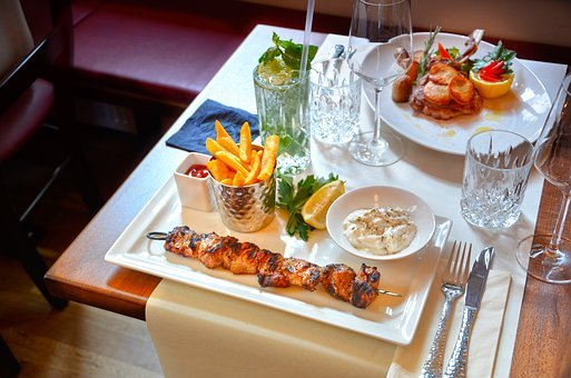 Eat, Restaurant, Food, Meat, French, Germany, Greek
