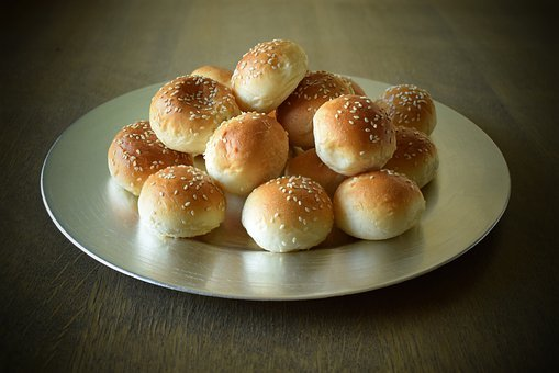 Sesame Buns, Food, Flavor, Chef, Texture, Culinary