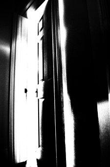 Doors, Unknown, Mystery, Open, Start, New, Light