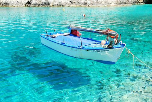 Boat, Sea, Water, Vacation, Transparent, Brand