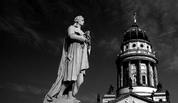 Schiller, Monument To Schiller, Monument, Architecture
