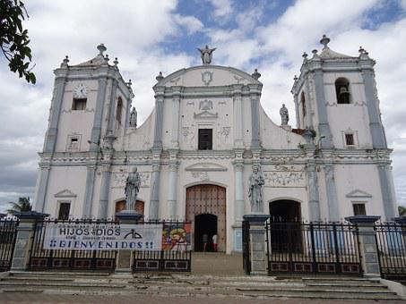 Church, Rivas, Nicaragua, Central America