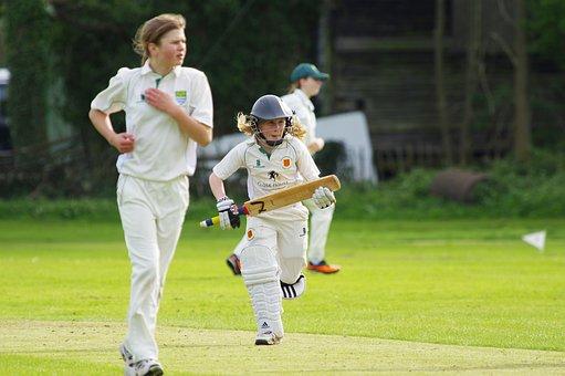 Cricket, Batter, Game, Sport, Bat, Ball, Hit, Player