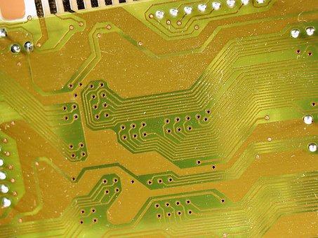 Part, Circuits, Integrated, Components, Computer