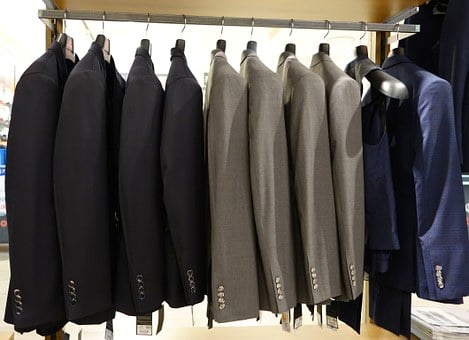 Suit, Dress Up, Menswear, In-store, Clothing, Jacket