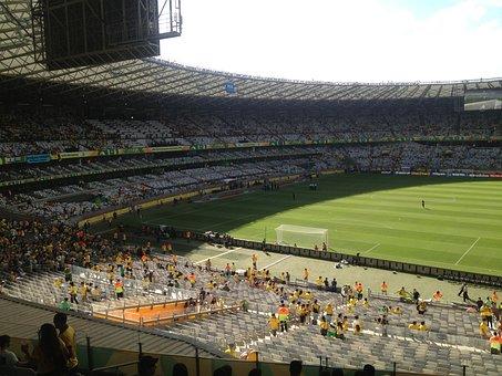 Mineirão, Confederations Cup, Belo Horizonte