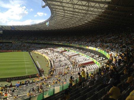 Mineirão, Confederations Cup, Belo Horizonte, Pampulha