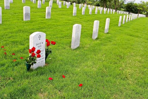 Graveyard, Military, Cemetery, Memorial, Soldier, War