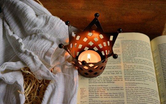 Bible, Christmas Story, Luke 2, Birth Of Jesus, Jesus