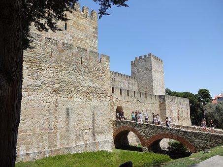 Castle, View, Monument, Architecture, History, Tour