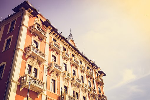 Como, Home, Italy, Old Houses, Italian, Old Town