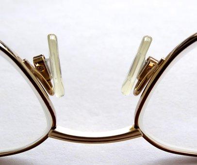 Reading Glasses, Glasses, See, Elegant, Metal, Cute