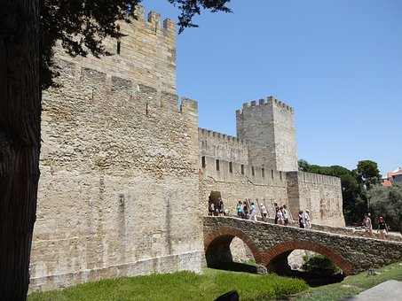 Castle, View, Monument, Architecture, History, Tour