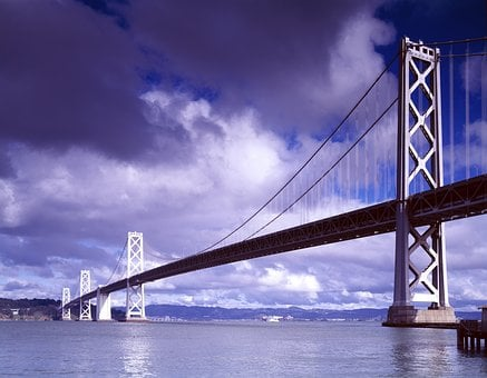 Bridge, Suspension Bridge, Architecture