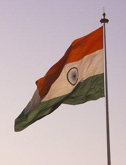 India, Indian Flag, Flag, India Flag, National Flag