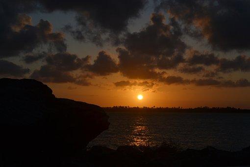 Summer, Sol, Tourism, Light, Horizon, Sunset, Mar
